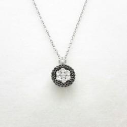 Collana DiamantI Neri