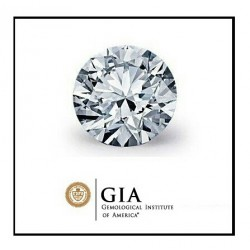 Diamante GIA Ct.0,18 F IF